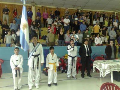 "Torneo Patagónico de Taekwondo WTF ""Olímpico"" 6ta. Edición"