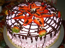 Strawberry Moouse Cake
