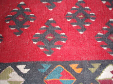 Bosnian carpet design