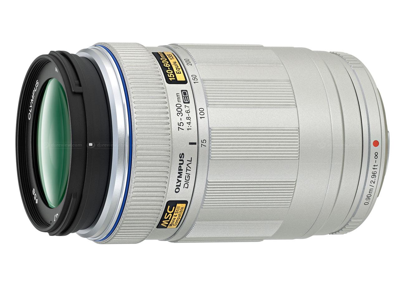 Micro Four Thirds lens lineup