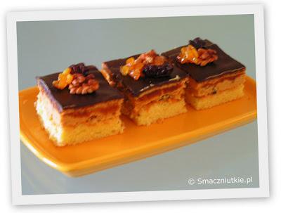 Ciasto rumowo-karmelowe Tuzemak - idealne na Boże Narodzenie