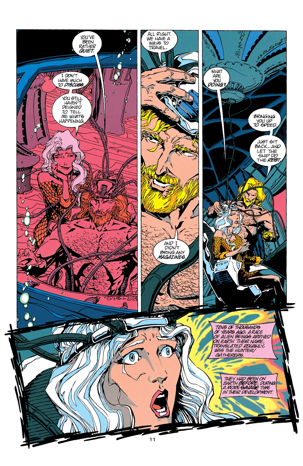 Aquaman (1994) Issue #17 #23 - English 12