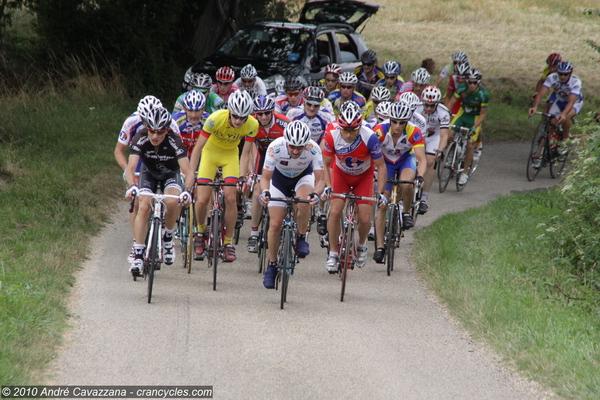 course st trivier de courtes 2010