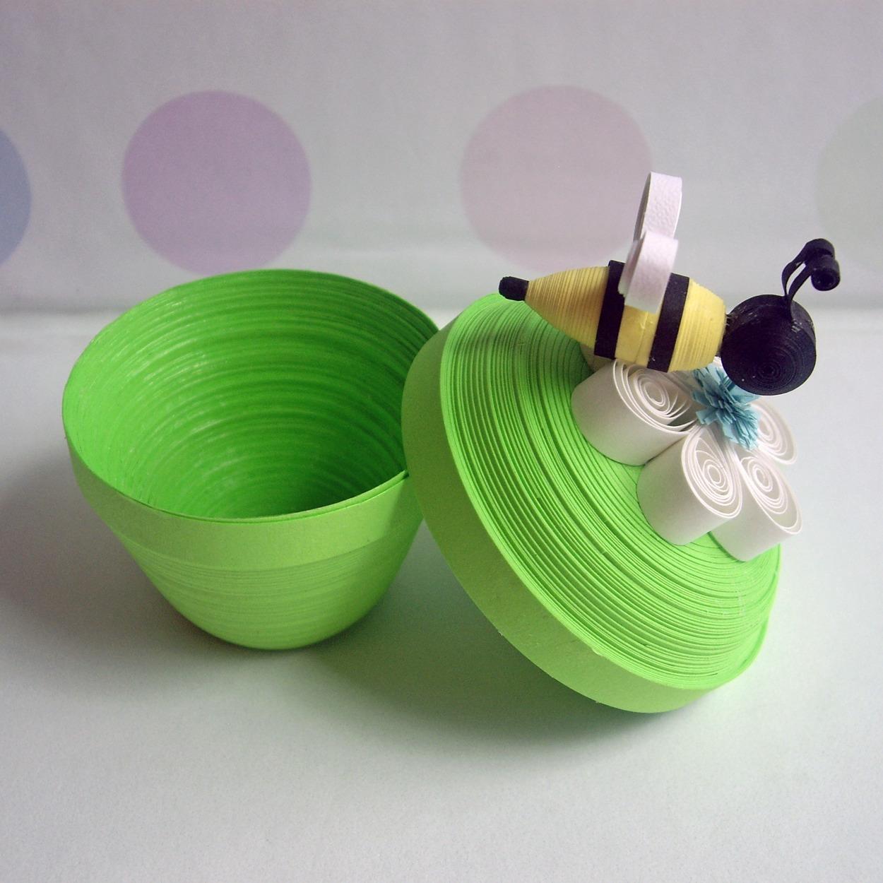 Квиллинг шкатулки для начинающих пошагово