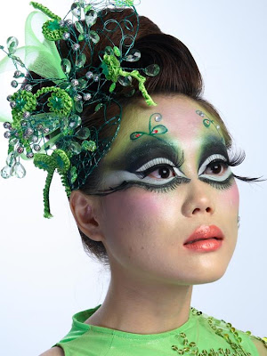 fantasy makeup gallery. Fantasy Makeup Display Gallery