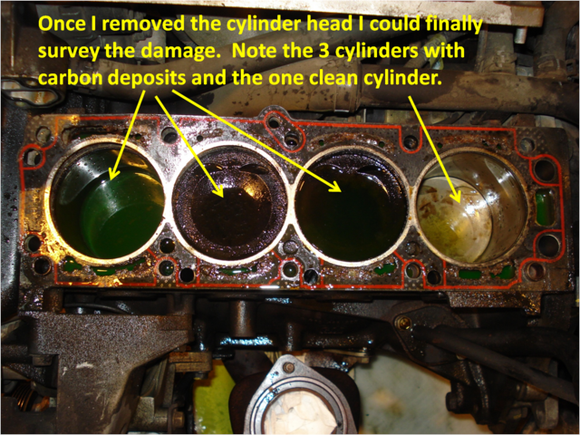 How To Replace The Headgasket On A  Suzuki Forenza