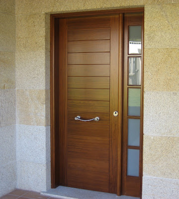 Catalogo de puertas de maderas cocinas integrales en madera - Puertas de madera de entrada ...