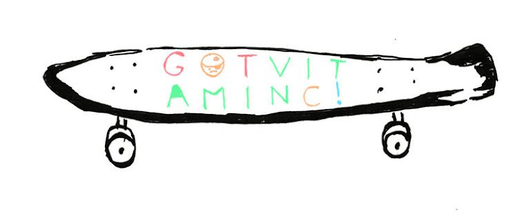 GOT VITAMIN C !