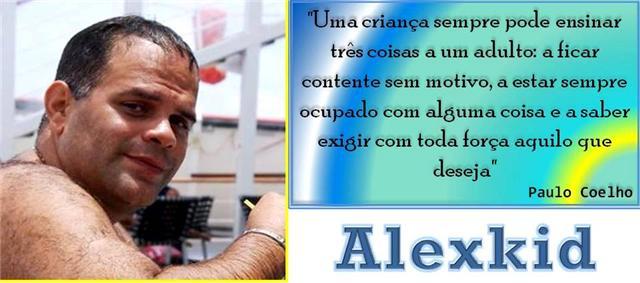 Alex Kid :)