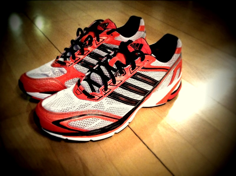 Welcome to the RUNssel family - Adidas Supernova Glide