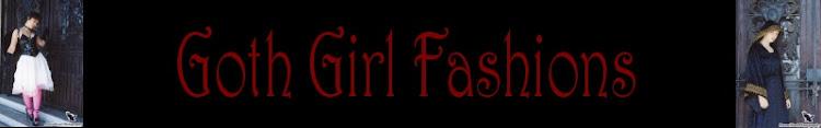 Goth Girl Fashions