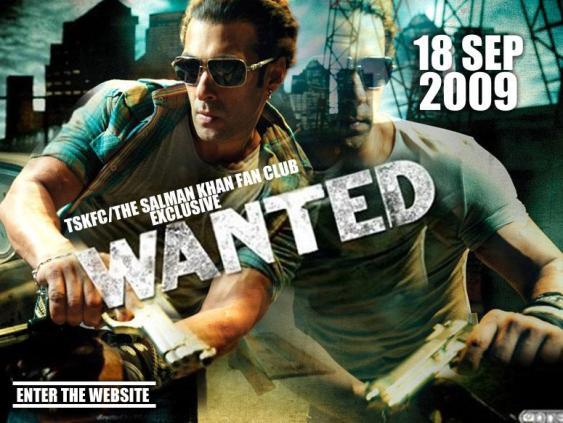 BOLLYWOOD SONGS MAZA: Wanted 2009 Movie MP3 Songs