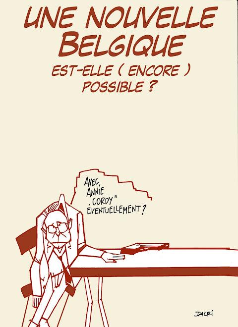AVENIR DE LA BELGIQUE ?