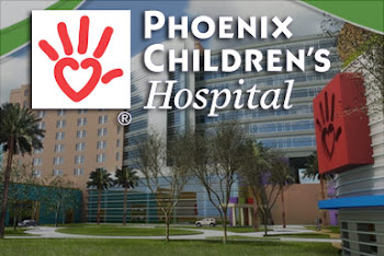 Join us in supporting Phoenix Children's Hospital!