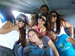 Muvuca no ônibus