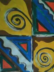 Pinturas índigenas