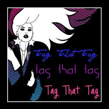 Let's tag these tags!
