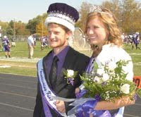 Cody Litwiller and Ashtyn Shafer