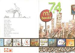 7.4 DEPREM KARİKATÜRLERİ 1999