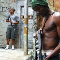 Dealer Favelas Brésil