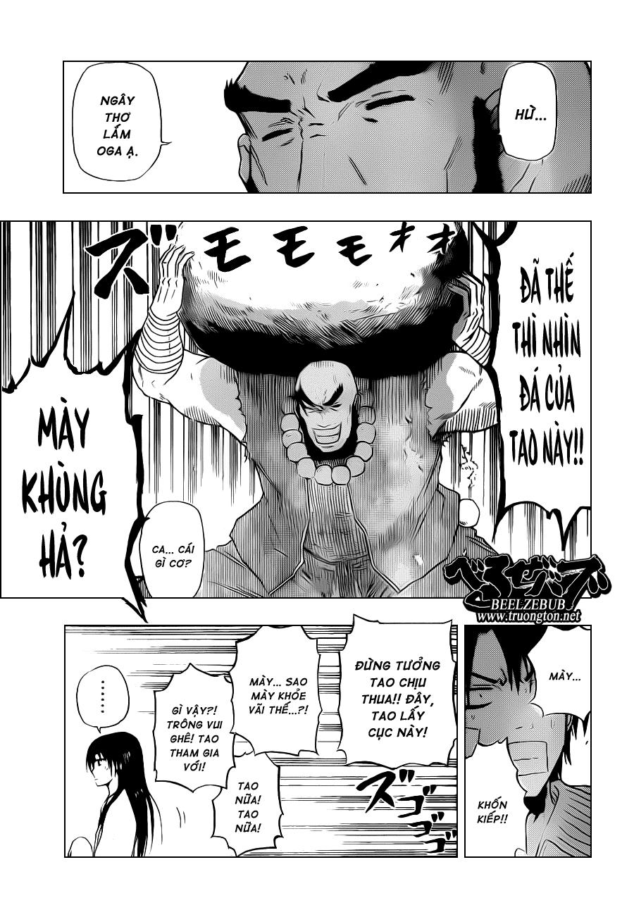 Vua Quỷ - Beelzebub tap 91 - 16
