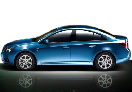 Chevrolet Cruze Wallpaper. Chevrolet Cruze LTZ 2011