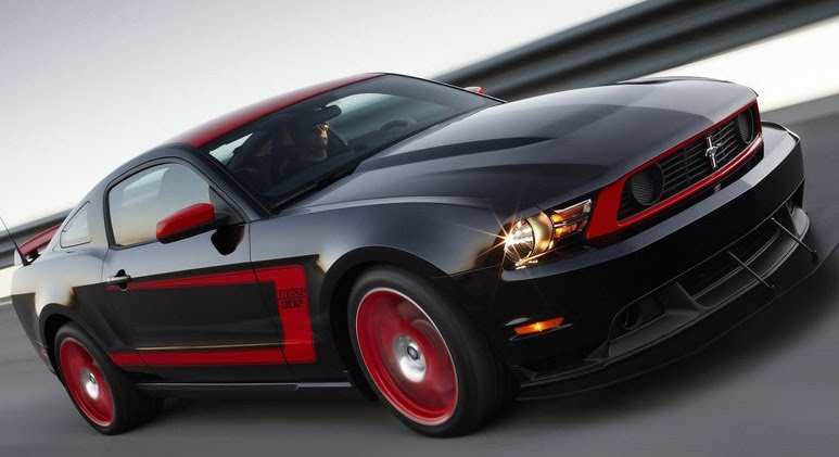 2012 Ford Mustang Boss 302 Laguna Seca specs and Features with details
