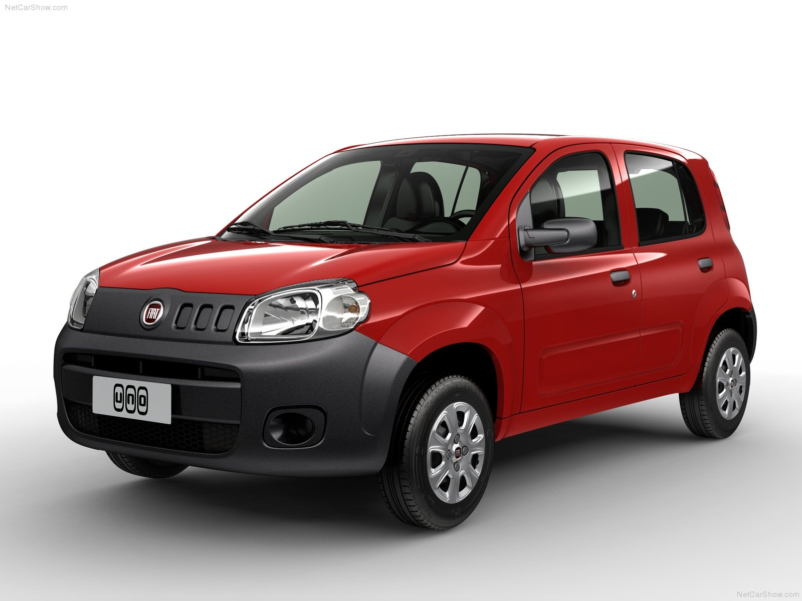 Here we provide new Fiat Uno