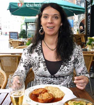 Mittagessen im Broyhan Haus Hannover