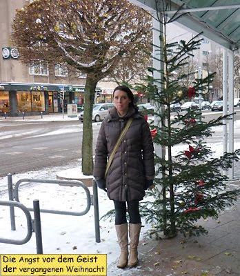 Svenja Weihnachten 2009 Kiel