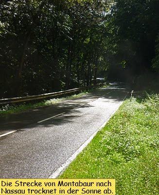 Naturpark Nassau Motorradstrecke