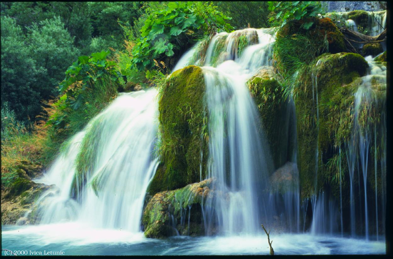 Elturbe ito la naturaleza for Fotos cascadas