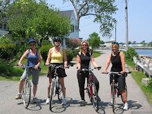 Girls go Biking