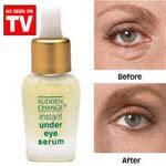 Sudden Change Under Eye Serum