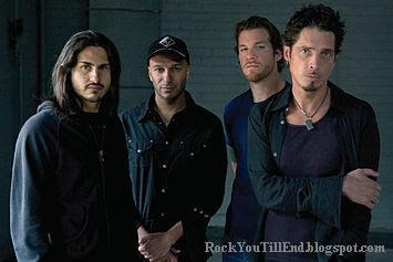 Audioslave Rock Band