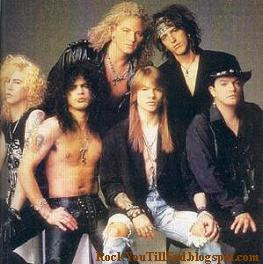 Rock Band Guns N' Roses