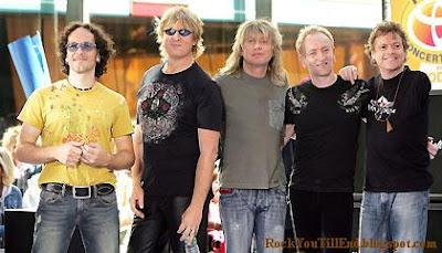 Def Leppard Band