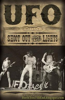 UFO album shoot out the lights