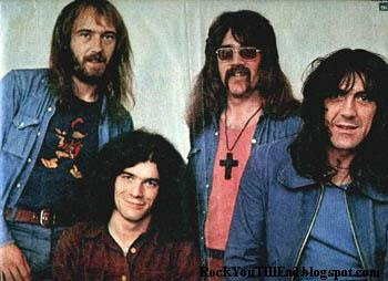 Nazareth Band Pic