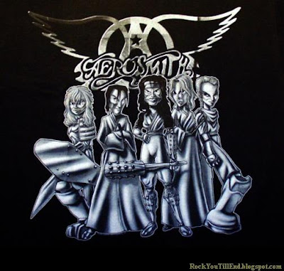 Aerosmith Cartoons