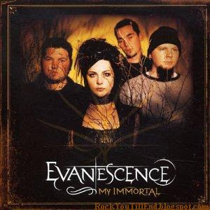 Evanescence albun My Immortal