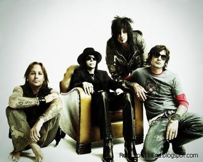 Motley Crue Rock Band