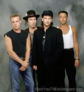 U2 Band Members Pic