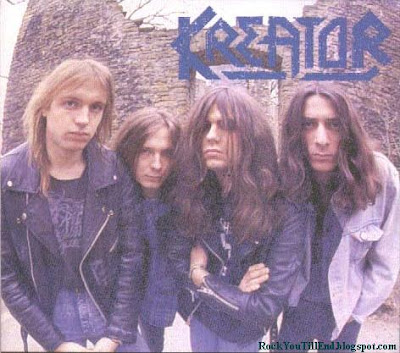 Kreator band