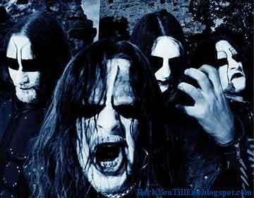 dark funeral band