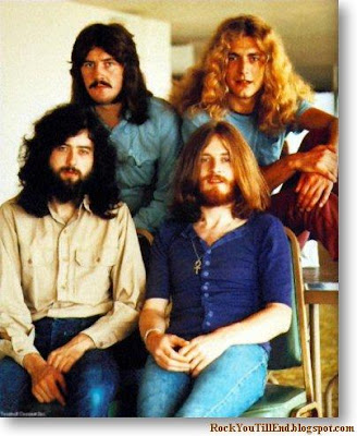 Led Zeppelin band