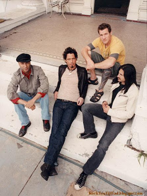 Rock Band Audioslave