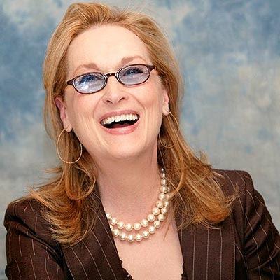 Cosmetic Surgery- Meryl Streep
