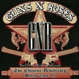 The Chinese Democracy Tour 07