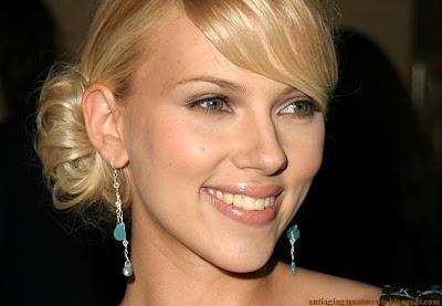 Scarlett johansson skin care